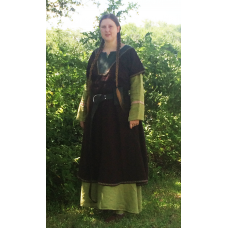 Custom Women's Anglo-Saxon Overtunic