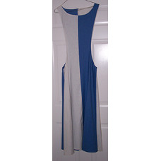 Custom Linen Parti-color Sideless Surcoat