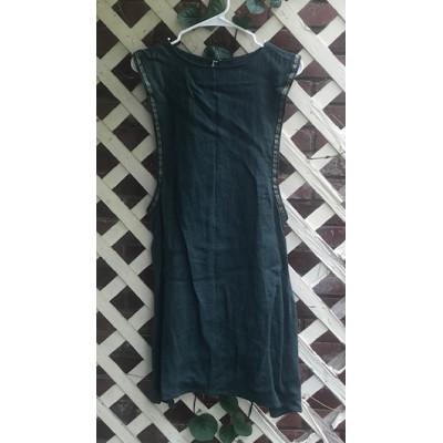 Girl's Surcoat - L/12 Emerald