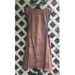 Girl's Surcoat - L/12 Mocha