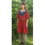 Custom Girl's Anglo-Saxon Overtunic