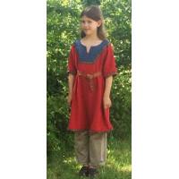 Girl's Anglo-Saxon Overtunics