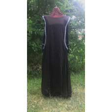 Linen Surcoat - 2X Black