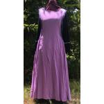 Linen Surcoat - L Light Purple