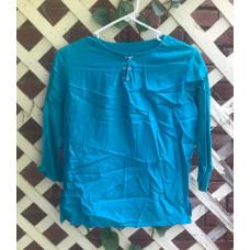Boy's Early Ren Tunic -8/10 Blue