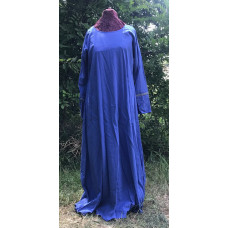 Women's AS Undertunic - 2X Light Royal Blue