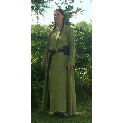 Custom Women's Anglo-Saxon Undertunic