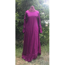Women's AS Undertunic - L Magenta Pink