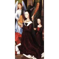 Custom Girl's Burgundian